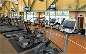 Glenwood Springs Community Center Cardio Balcony